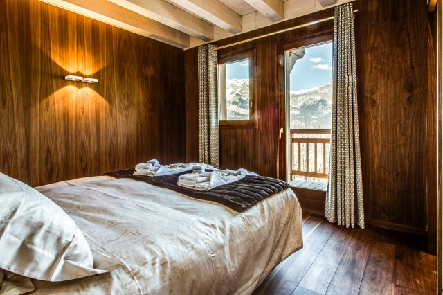 Luxury SPA Chalet - Bedroom 2