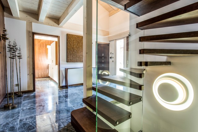 Luxury SPA Chalet - First floor access