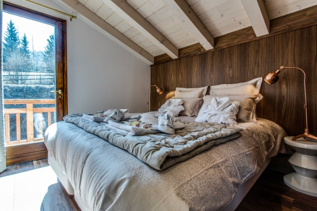 Luxury SPA Chalet - Bedroom 4