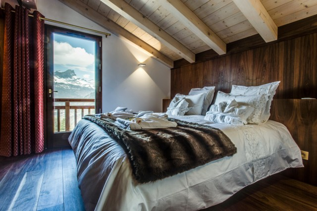 Luxury SPA Chalet - Chambre 5