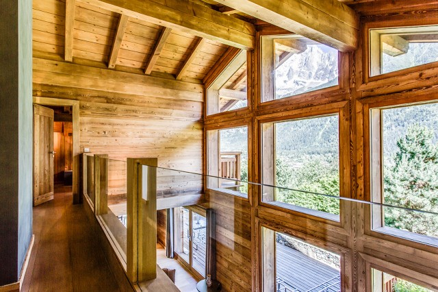 Traditional chalet - Chamonix - First floor