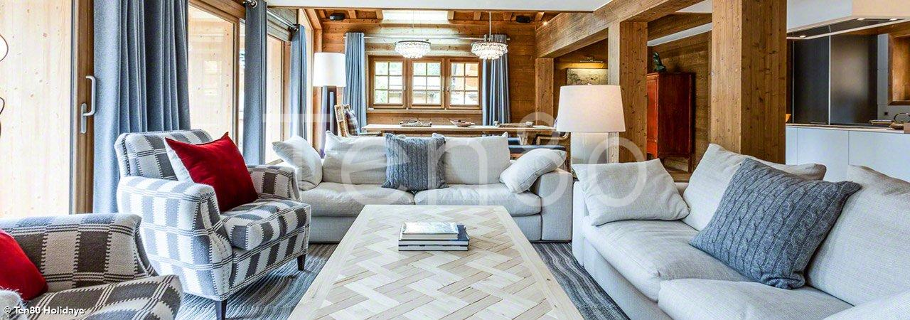 luxury ski chalet rental chamonix chalet quarts ten80 collection. Black Bedroom Furniture Sets. Home Design Ideas
